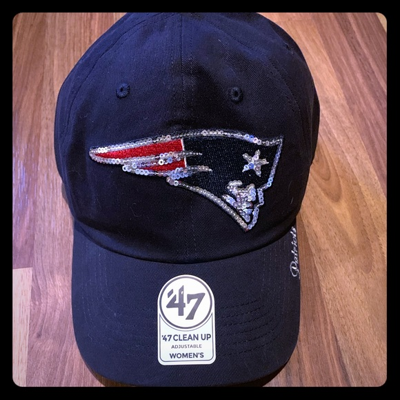 ba72da828773d  47 Brand New England Patriots Sparkle Hat